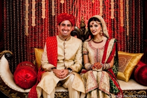 pakistani-wedding-ceremony-bride-and-groom