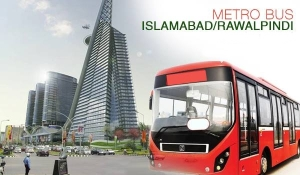 Islamabad-Rawalpindi-Metro-Bus-Project
